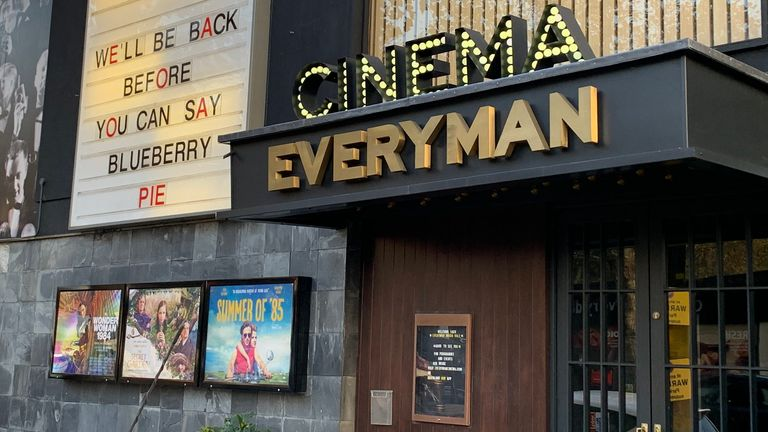 Everyman operates 33 cinemas in the UK. Pic: EMG