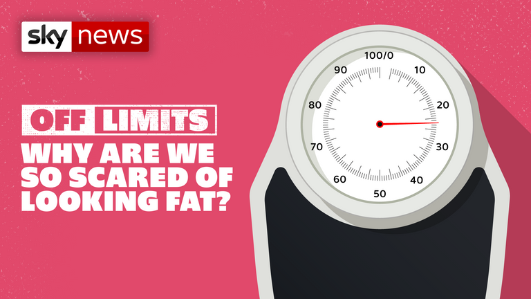 Off Limits: Why are we so scared of looking fat?
