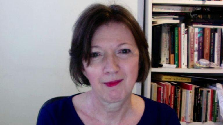 Frances O'Grady general secretary of TUC
