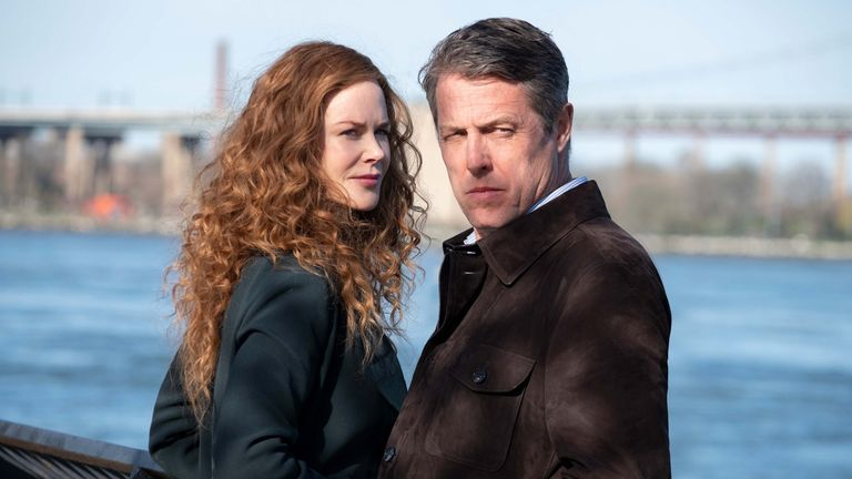 Hugh Grant and Nicole Kidman are currently starring in thriller The Undoing on Sky Atlantic