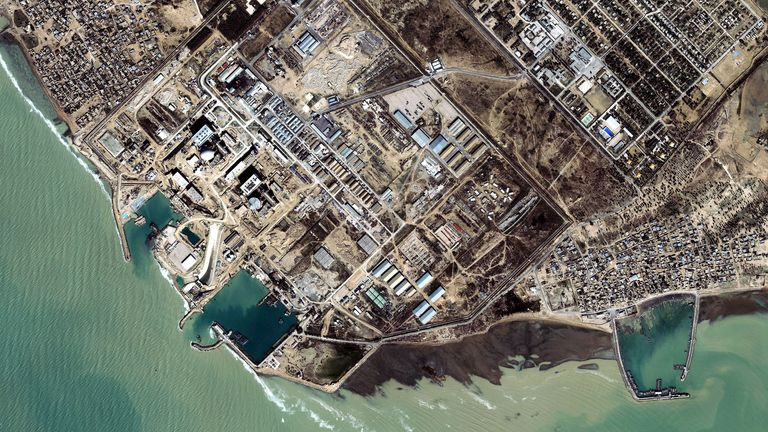 Since the early 2000s, the US has believed the Bushehr facility and others in Iran could be used by Iran to make nuclear weapons