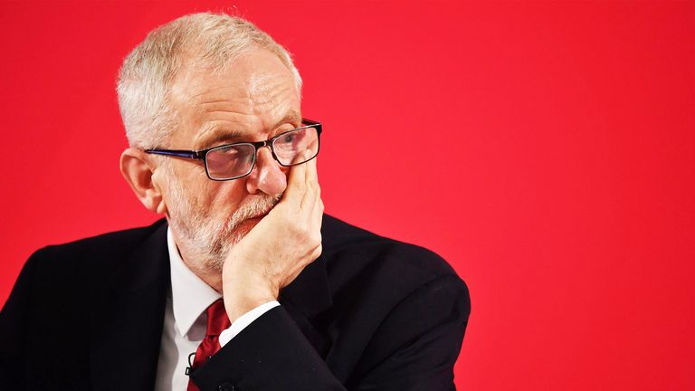 Jeremy Corbyn will still not officially be a Labour MP