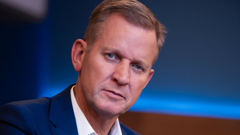Jeremy Kyle in 2019. Pic: ITV