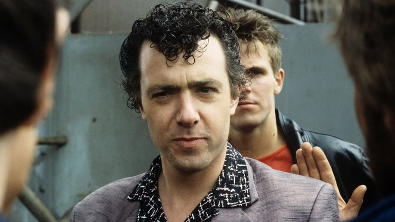 John Sessions in 1985. Pic: ITV/Shutterstock