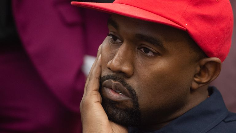 Kanye West reportedly spent around £9.2m on his unsuccessful presidential campaign. But he's not letting that put him off.
