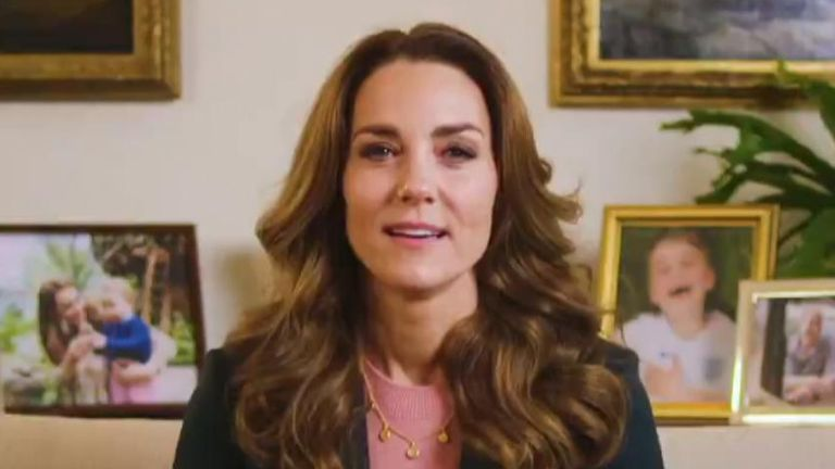 Kate revealed that she would be announcing the results from her survey on the early years, '5 Big Questions', later this week