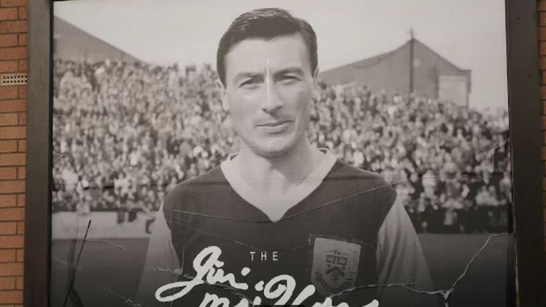 Jimmy McIlroy died with Alzheimer's two years ago