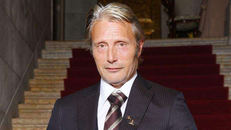 VENICE, ITALY - SEPTEMBER 05: Mads Mikkelsen attends the Kineo Prize Ceremony at the 77th Venice Film Festival on September 05, 2020 in Venice, Italy. (Photo by Daniele Venturelli/WireImage,)