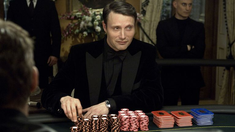 Mads Mikkelsen as Le Chiffre in Casino Royale. Pic: Eon/Danjaq/Sony/Kobal/Shutterstock