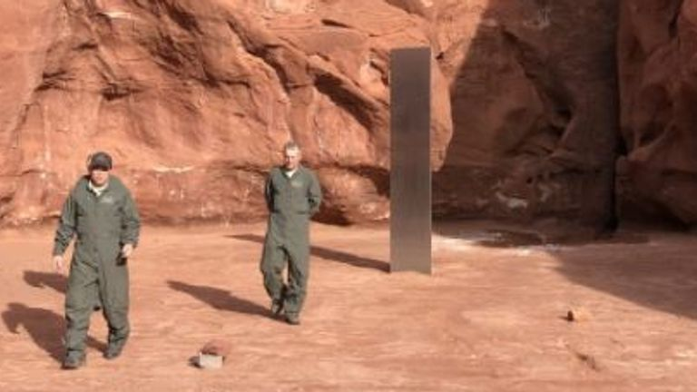 Metals have somehow been found in Utah.  Photo: Utah Department of Public Safety