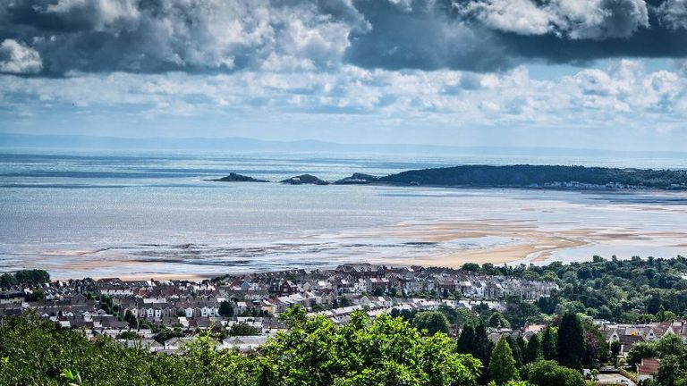 Mumbles is said to be popular for people who work in London part of the week