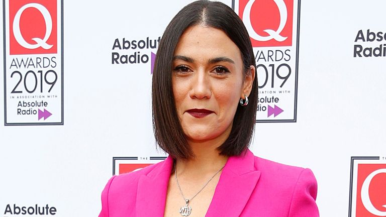 Nadine Shah hosted the Q Awards in 2019