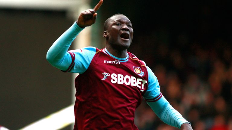 Papa Bouba Diop played for several teams, including for Premier League team West Ham