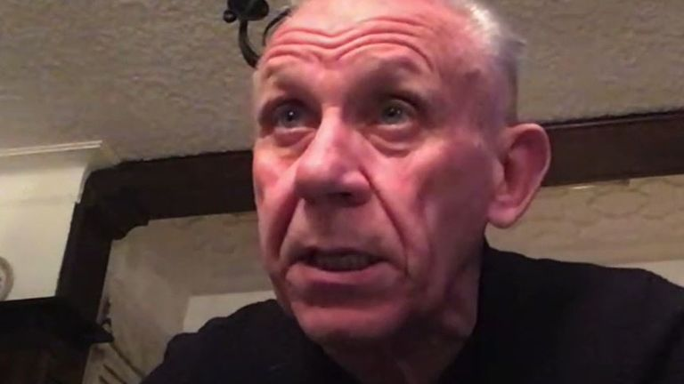 Peter Reid discusses the Maradona 'hand of God' goal