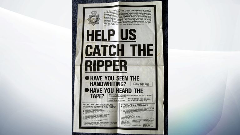 Wanted poster. Pic: Simon Wilkinson/Shutterstock