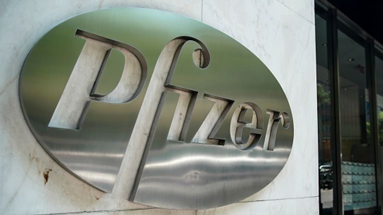 American pharmaceutical giant Pfizer is working with German technology company BioNTech on the vaccine