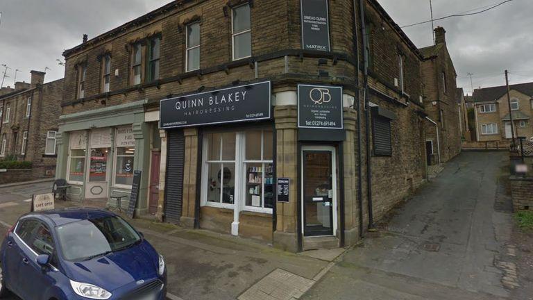 Quinn Blakey. Pic: Google Street View