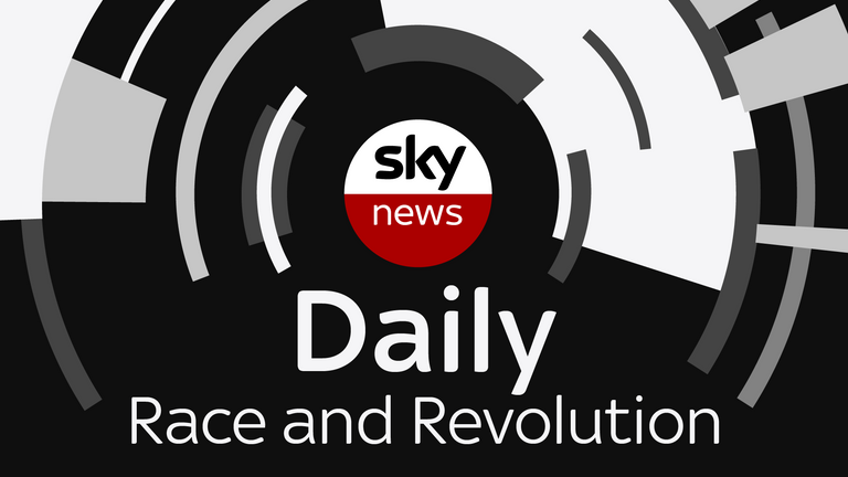 Race and Revolution - Daily podcast