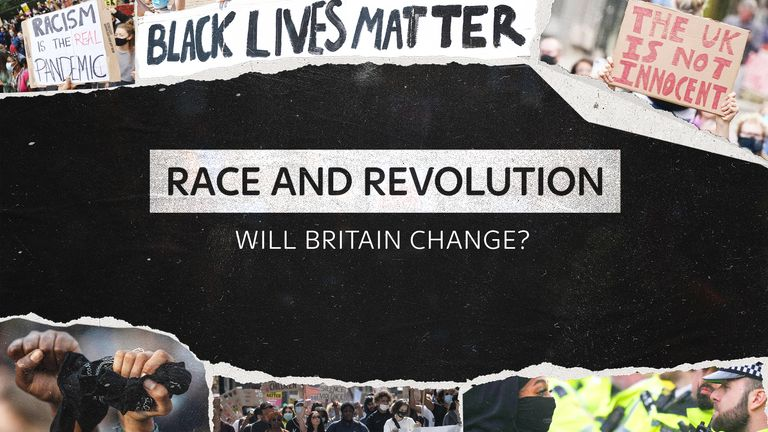 Sky News' Race and Revolution explores whether anything has changed for black Britons