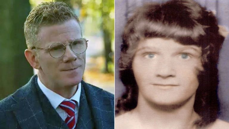 Richard McCann, son of Wilma mcCann, was interviewed by Sky News on the day it was revealed Yorkshire Ripper Peter Sutcliffe had died. Wilma was Sutcliffe's first known victim.