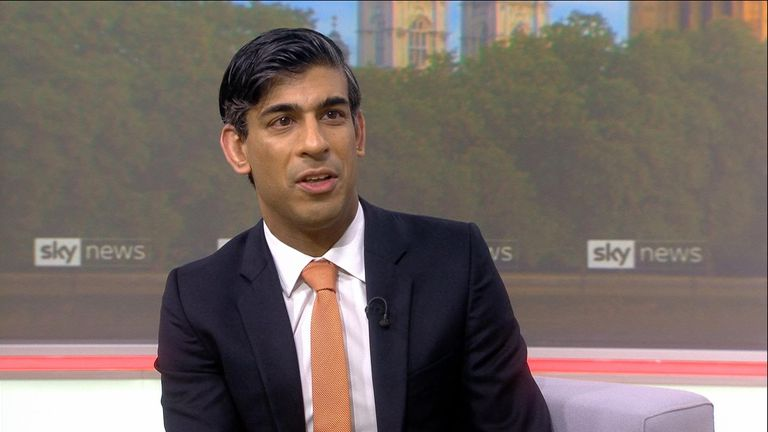"Chancellor Rishi Sunak insists he is ""not turning his back"" on the world's poorest countries by cutting the foreign aid budget"