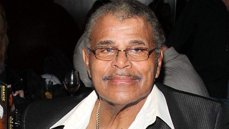 Dwayne Johnson's father Rocky Johnson
