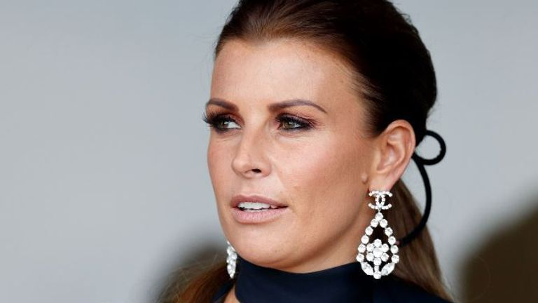 Coleen Rooney's spokesman said the socialite is keen to hear what 'Rebekah has to tell the court'