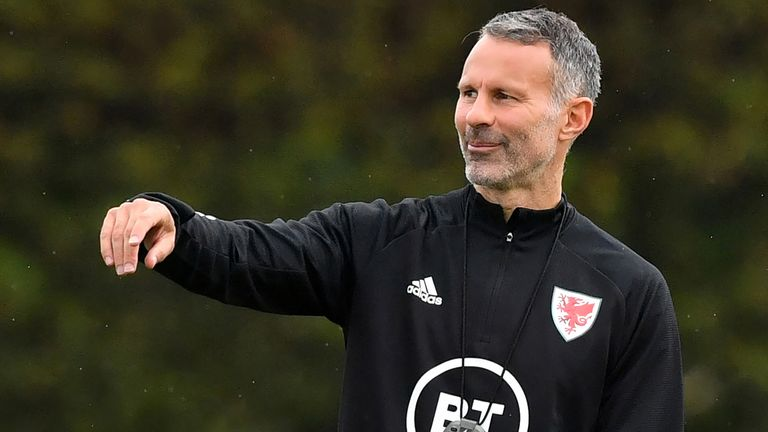 Giggs has been manager since 2018