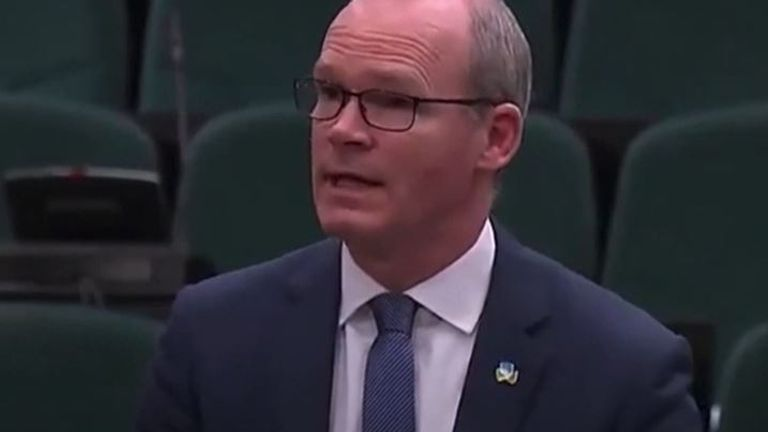 Simon Coveney tells Irish parliament that Santa Claus will be permitted to travel and is exempt from coronavirus restrictions
