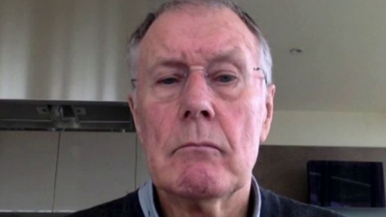 Sir Geoff Hurst wants to leave his brain to medical science