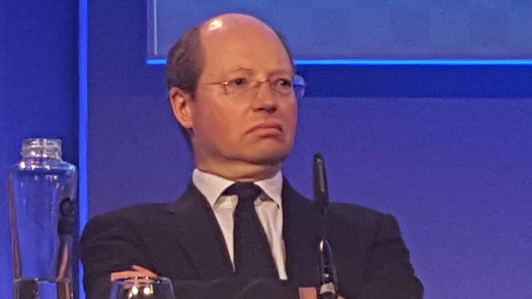 Sir Philip Rutnam