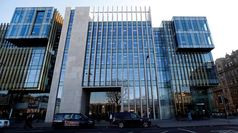 The offices of Standard Life Aberdeen