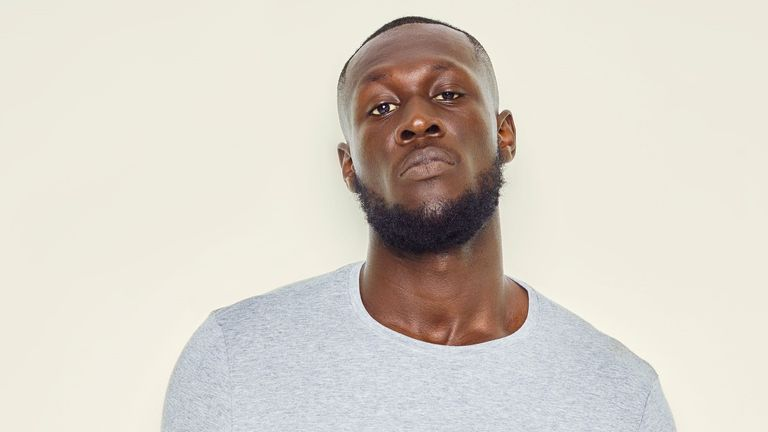 Stormzy has been nominated for three MOBO Awards