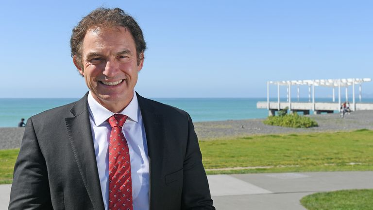 Tourism minister Stuart Nash said he wants to ban campervans that are not self-contained