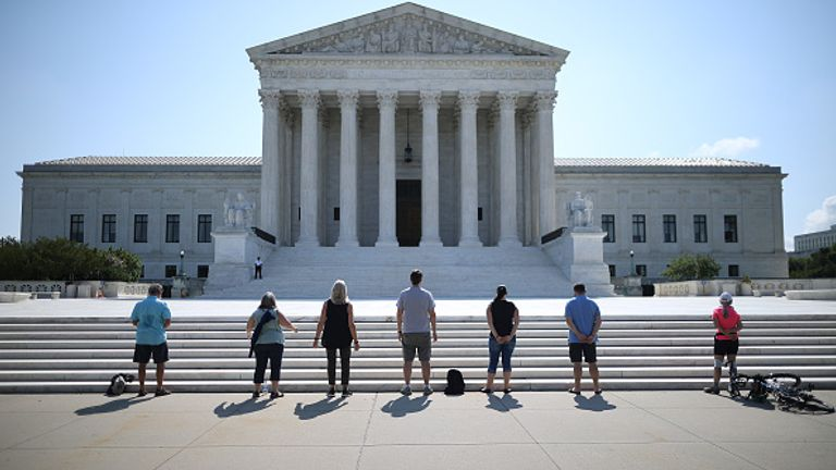 The president has threatened to go to the Supreme Court - but whether it gets that far is still to be seen