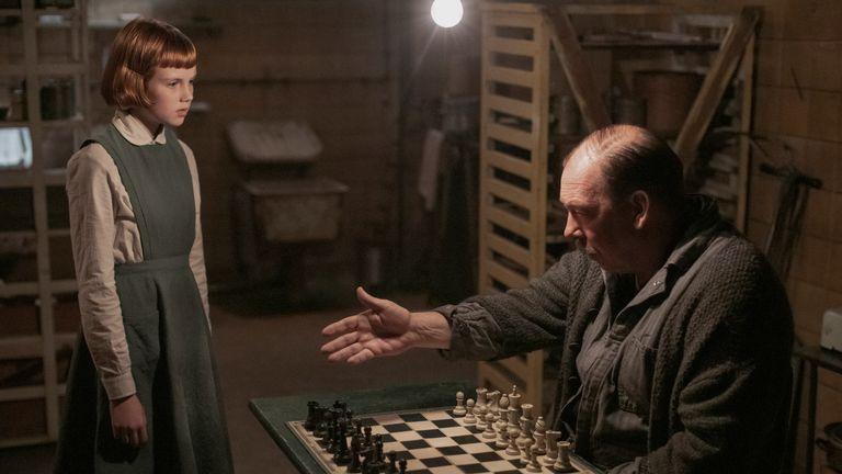 The Queen's Gambit. Pic: Netflix