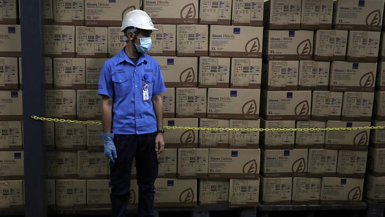 Company bosses say it isn't possible for supplies to get contaminated
