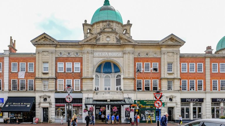 Tunbridge Wells has a lower COVID-19 rate than England's average but may still be placed in Tier 3