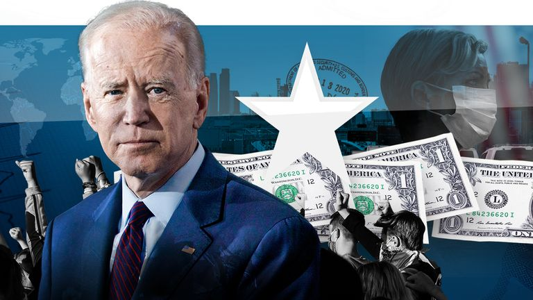 Joe Biden's election promises