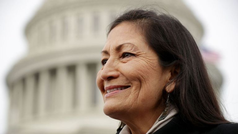 If selected Deb Haaland will be the first Native American cabinet secretary