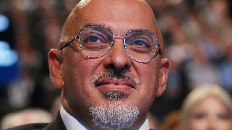 Nadhim Zahawi MP during the second day of the Conservative Party Conference being held at the Manchester Convention Centre. Picture dated: Monday September 30, 2019. Photo credit should read: Isabel Infantes / EMPICS Entertainment.