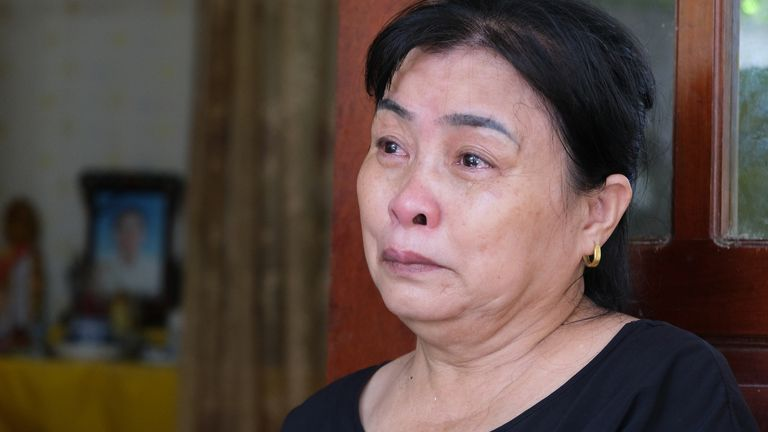 Nguyen Thi Phong's daughter Pham Thi Tra My was among the 39 Vietnamese migrants found dead in Grays, Essex