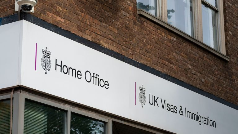 The Home Office has relaxed visa requirements as the pandemic continues