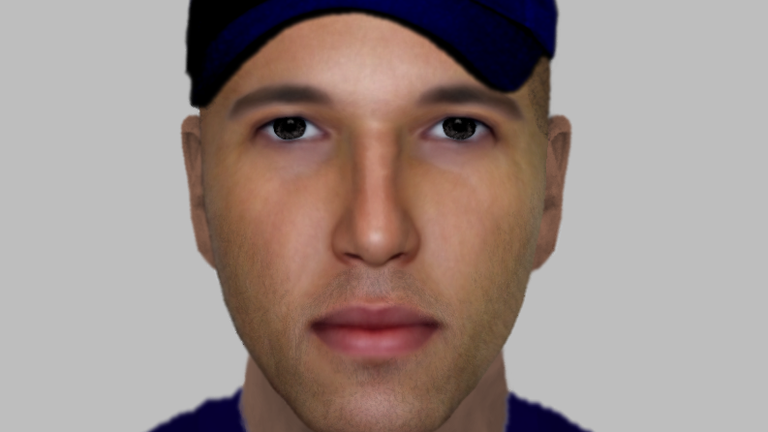 E-fit of  suspect in mugging that lead to woman miscarrying