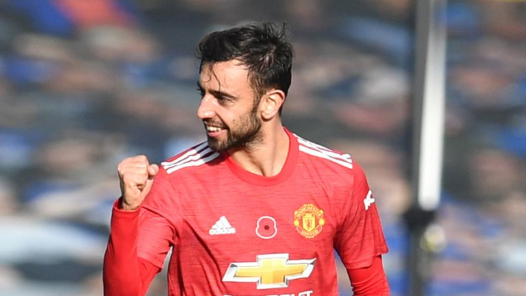 Nigel Reo-Coker tells The Football Show that he worries for Manchester United if Bruno Fernandes gets injured
