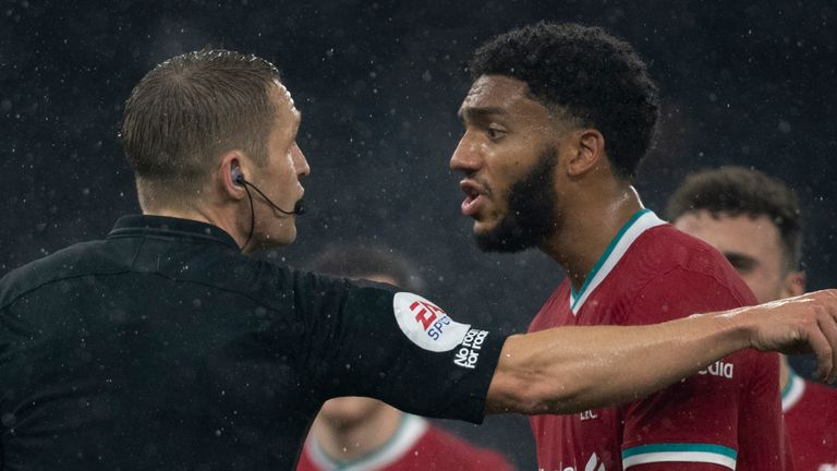 Matt Upson says Joe Gomez's injury came at a horrible time for the defender, who was just getting more responsibility at Liverpool.