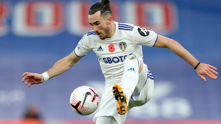 Leeds winger Jack Harrison is vowing to 'raise the bar again' in an attempt to break into Gareth Southgate's England squad