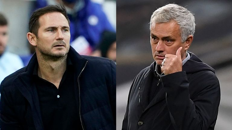 Hits and misses Frank Lampard Jose Mourinho