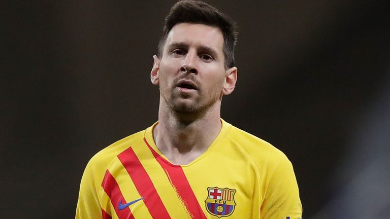 Manchester City would be at the 'front of the queue' to sign Lionel Messi if the he decides to leave Barcelona, according to Goal reporter Jonathan Smith