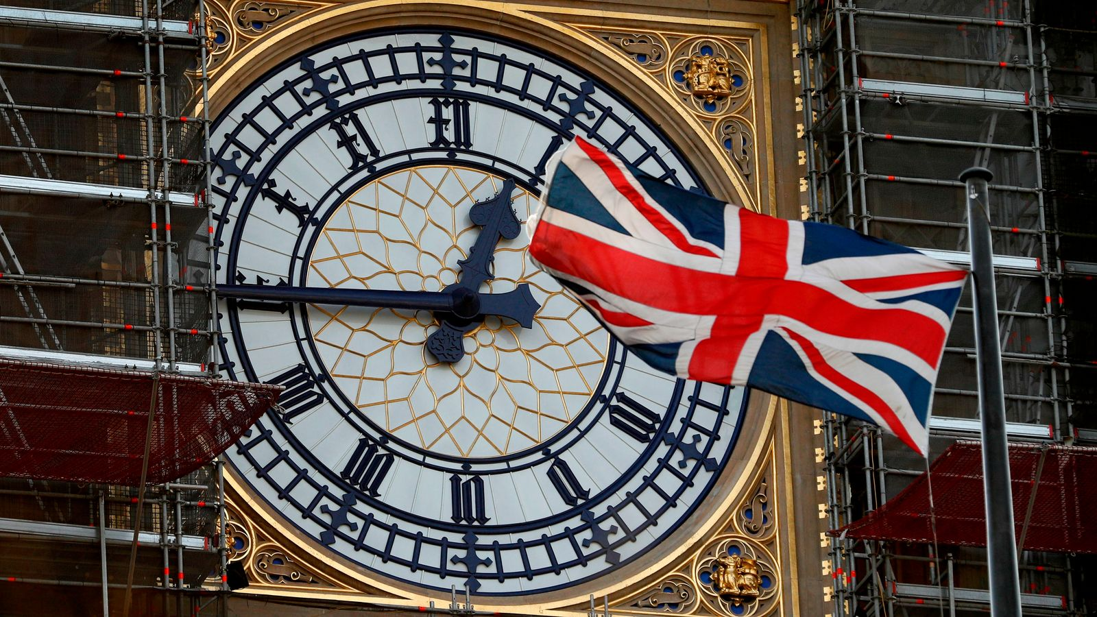 Big Ben to ring again on New Year's Eve | UK News | Sky News